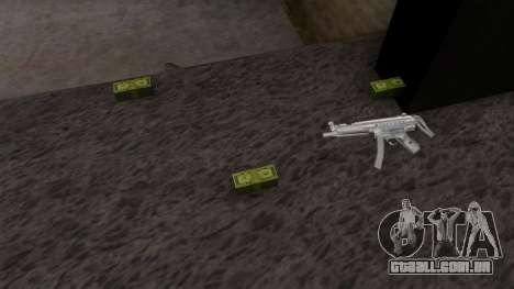 Todos Deitados No Chão para GTA San Andreas