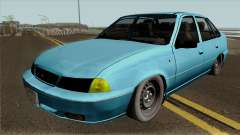Daewoo Cielo 1.5 GLS (Iraqi Stock Version) 1998 para GTA San Andreas