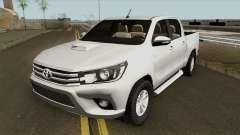 Toyota Hilux 2.8 2016 para GTA San Andreas