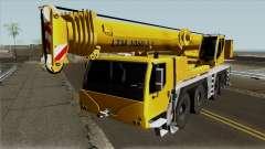 Liebherr LTM 1100-4.2 2016 para GTA San Andreas
