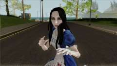 Alice Lidell from Alice Madness Returns para GTA San Andreas