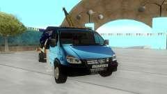 Gazela De Negócios para GTA San Andreas