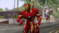 Avengers Infinity War - Ironman Mark 50 para GTA San Andreas