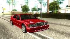 Mercedes-Benz 190E Evolution para GTA San Andreas