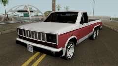 Bobcat D-6 para GTA San Andreas