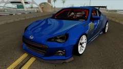 Subaru BRZ LM Race Car