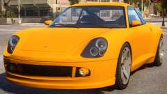 Comet to Porsche 911 turbo S para GTA 4