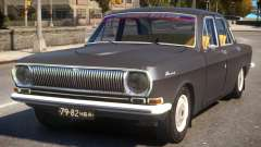 GAZ 24 para GTA 4
