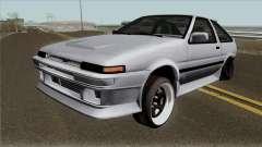 Toyota Sprinter Trueno AE86 para GTA San Andreas