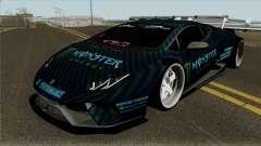 Lamborghini Huracan Perfomante Liberty Walk 2017 para GTA San Andreas
