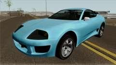 Dinka Jester Classic GTA V para GTA San Andreas