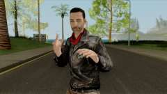 The Walking Dead No Man's Land Negan para GTA San Andreas