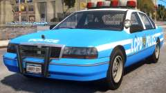 Declasse Premier Police Cruiser