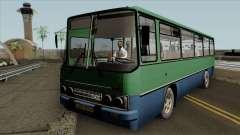 Ikarus 255 v2.0 para GTA San Andreas