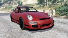 Porsche 911 GT3 RS (997) 2007 v1.1 [replace] para GTA 5