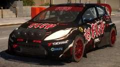 Ford Fiesta Rallycross (DiRT3) V.1 para GTA 4