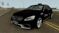 Mercedes-Benz E-Klasse 63 Taxi