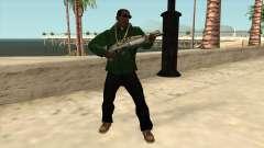 Fast Reload para GTA San Andreas