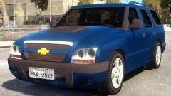 2010 Chevrolet Blazer Advantage para GTA 4