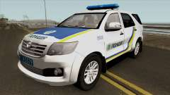 Toyota Fortuner Polícia Da Ucrânia