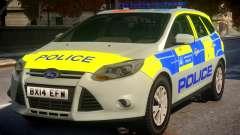 Police Ford Focus Estate IRV TFL Version