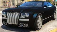 PMP 600 to Chrysler 300C HEMI para GTA 4