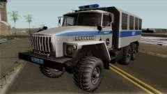 Ural 4320 Forças Especiais para GTA San Andreas