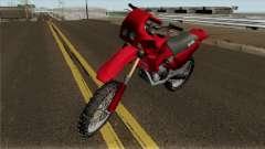 Aprilia Tuareg 125 para GTA San Andreas