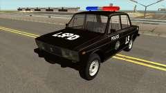 VAZ 2106 SA Style Police