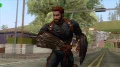 Marvel Future Fight - Capatin America para GTA San Andreas