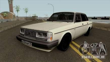 Volvo 244 Turbo 1983 para GTA San Andreas