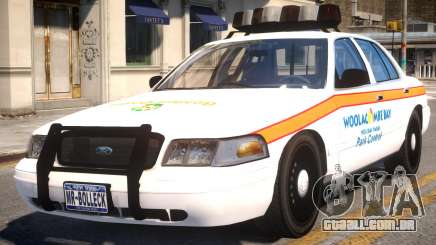 Ford Crown Victoria CVPI para GTA 4