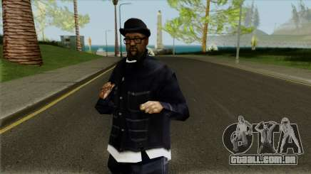 Big Smoke The Ballas para GTA San Andreas