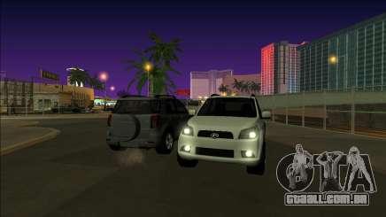 Daihatsu Terios IAS para GTA San Andreas