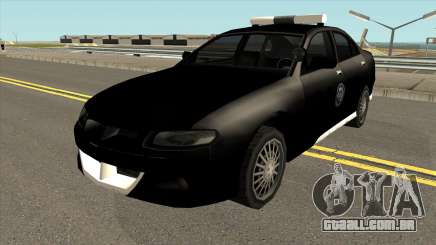 Police Buffalo para GTA San Andreas