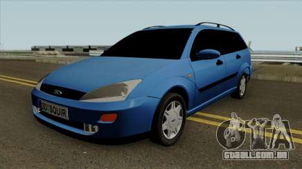Ford Focus 1 Wagon para GTA San Andreas