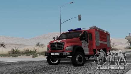 GAZon Próxima Fogo para GTA San Andreas