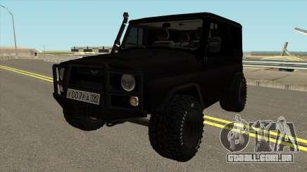 UAZ Hunter para GTA San Andreas