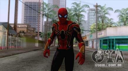 Marvel Future Fight - Iron Spider Skin 1 para GTA San Andreas