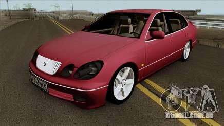 Lexus GS300 3.5 2003 para GTA San Andreas