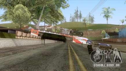 The Doomsday Heist - Shotgun v2 para GTA San Andreas