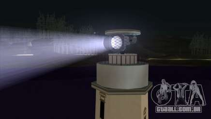 Searchlights para GTA San Andreas