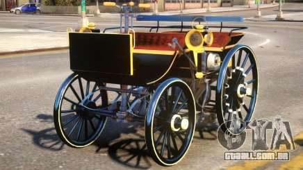 Daimler Benz 1886 V.1 para GTA 4