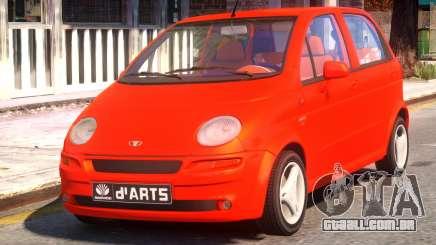 1997 Daewoo dArts Sport Concept para GTA 4
