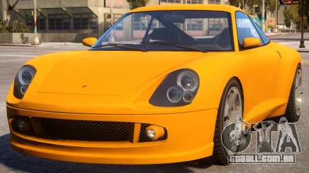 Comet to Porsche 911 turbo S para GTA 4