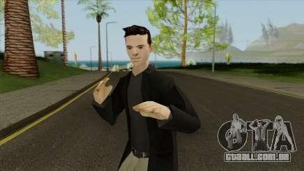 Claude Jaqueta LQ para GTA San Andreas