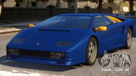 Pegassi Infernus VT 6.0 Lights para GTA 4