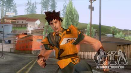 Dragonball Evolution - Goku Skin para GTA San Andreas