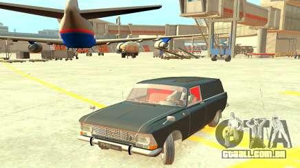 Moskvitch 434 Vagão para GTA 4