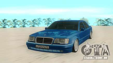 Mercedes-Benz E500 Stock para GTA San Andreas